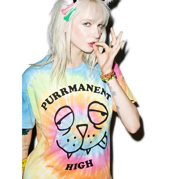 Burger And Friends Purrmanent High Tee