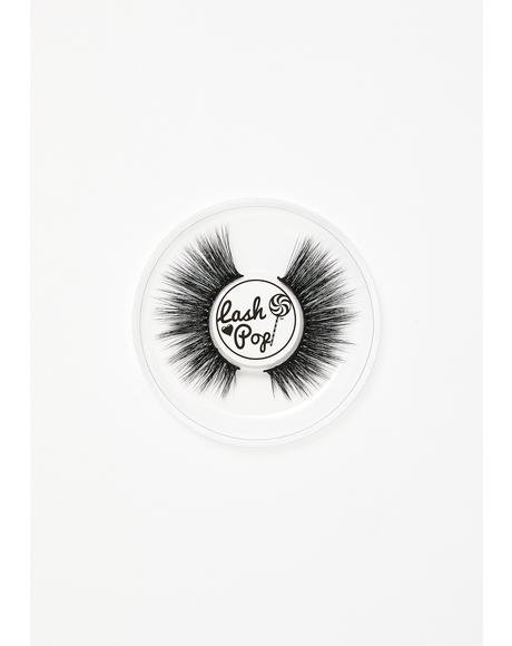 Pink Fire Lashes