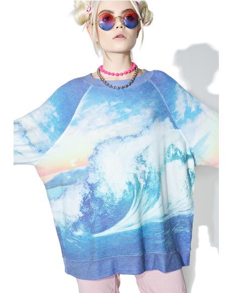 Blue Crush Sommer's Sweater