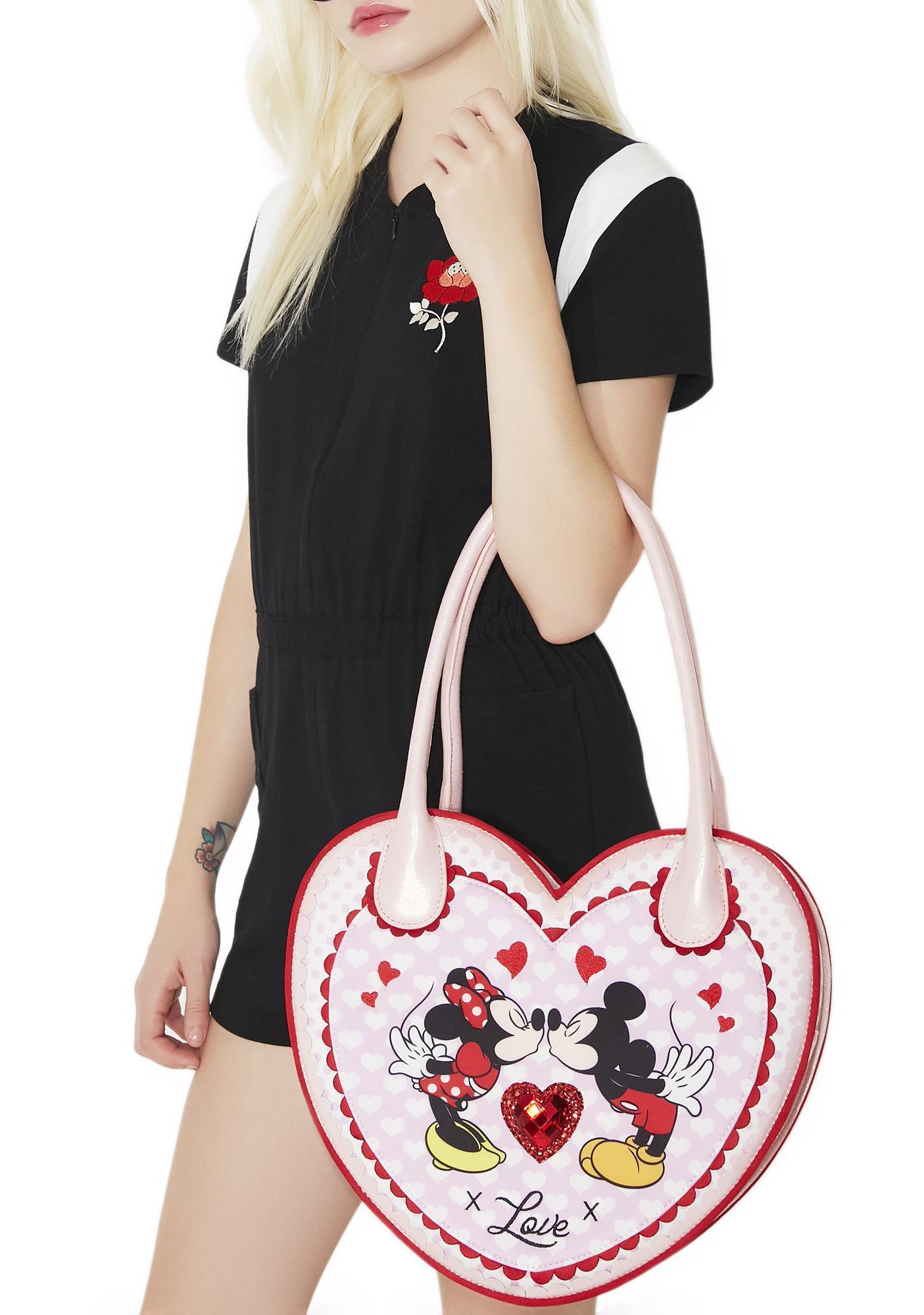 Irregular Choice Love N Kisses Bag