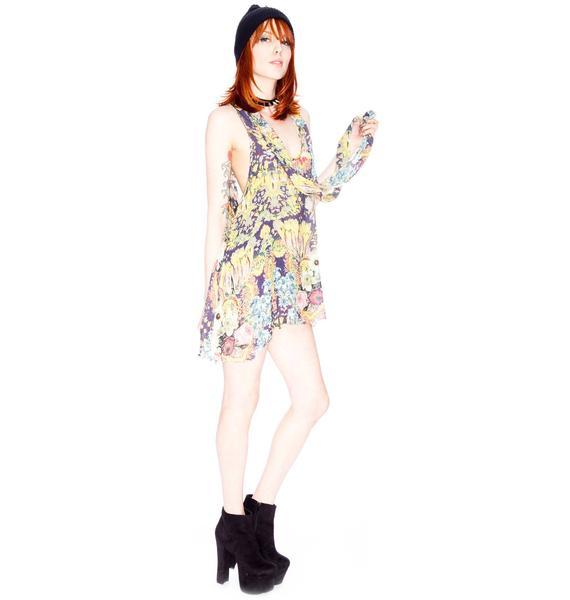 One Teaspoon Bowie Dress