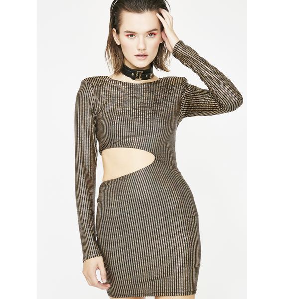 Wicked Cosmic Spirit Mini Dress
