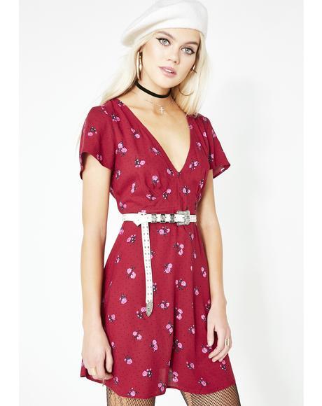 Rose Elara Dress