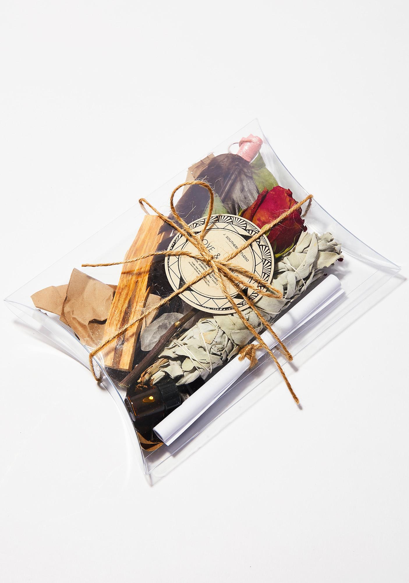 J. SOUTHERN STUDIO Love & Honor Ritual Kit