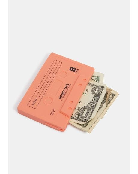 Sick Jams Cassette Mix Tape Wallet
