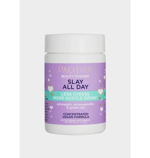 Pacifica Slay All Day Nutritional Supplement