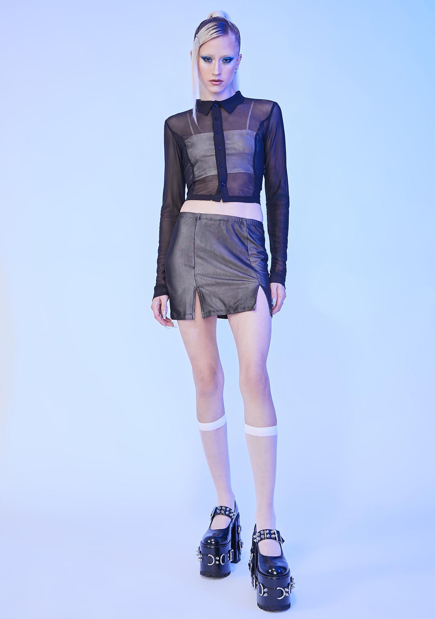 HOROSCOPEZ Night We Met Skirt Set