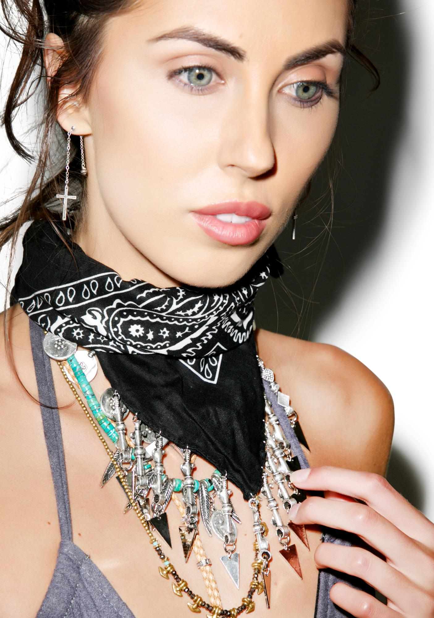 Vanessa Mooney The Harper Arrow Bandana