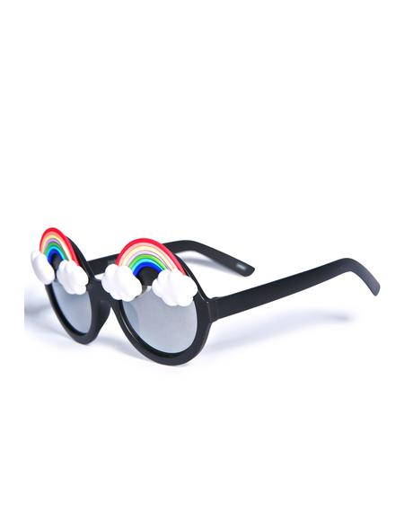 Fantasia Rainbow Wilde Sunglasses