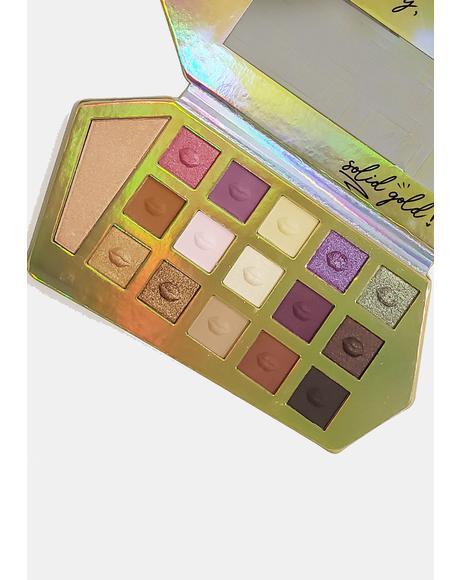 Gold Bar Eyeshadow Palette