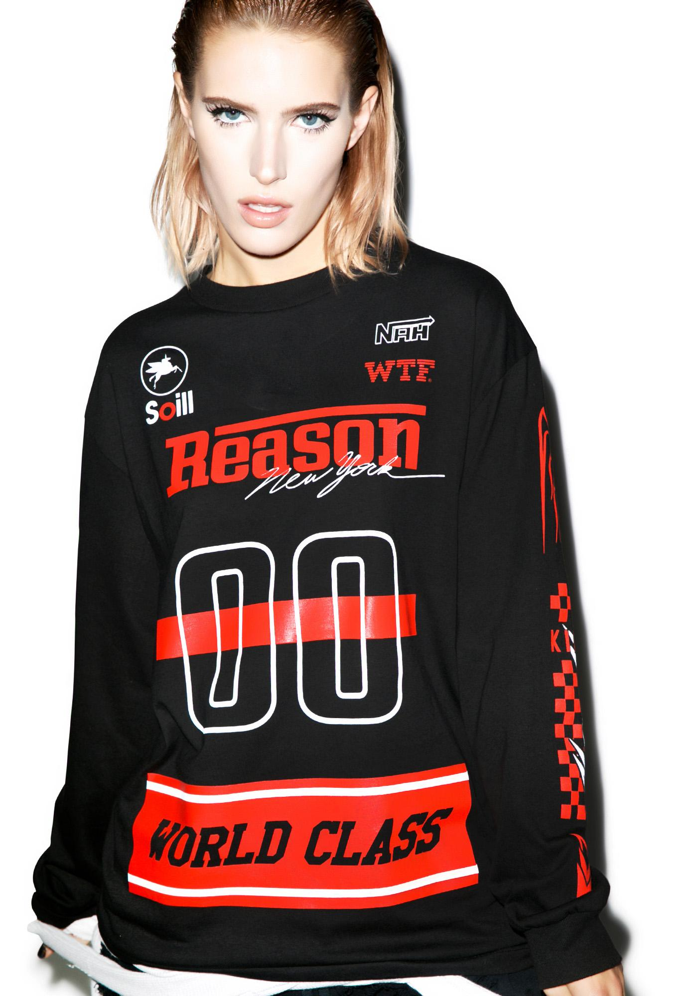 Reason Reason Racing Top
