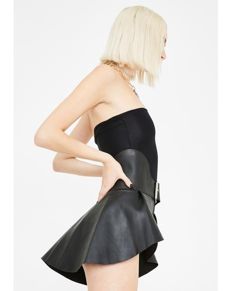 Never Too Extra Peplum Belt