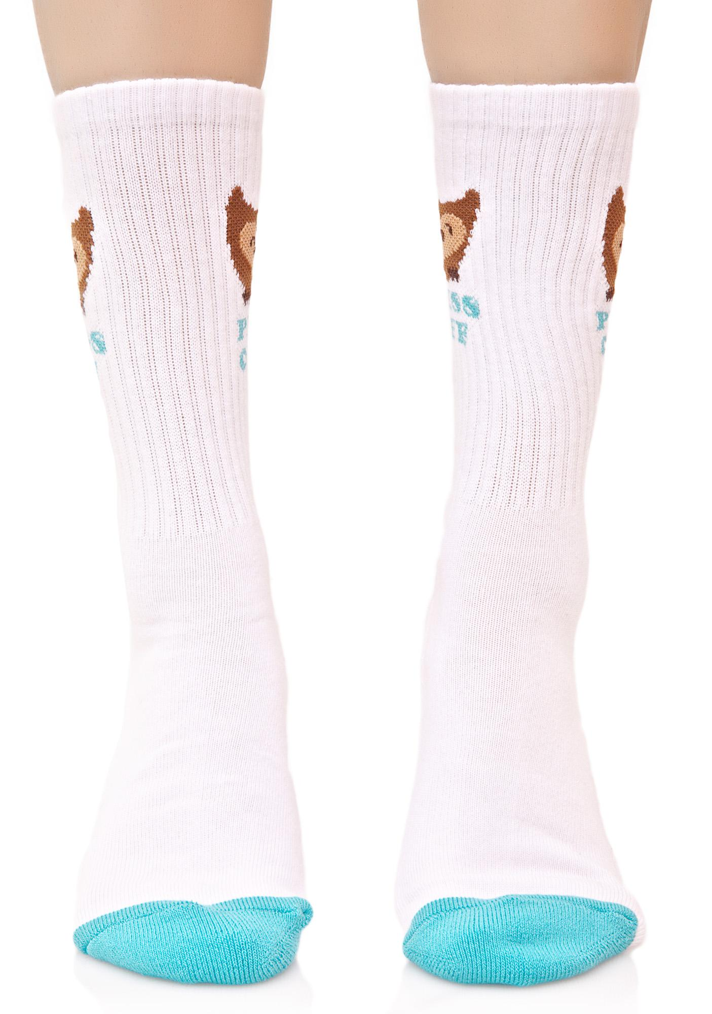 HUF Owl Cute Sock