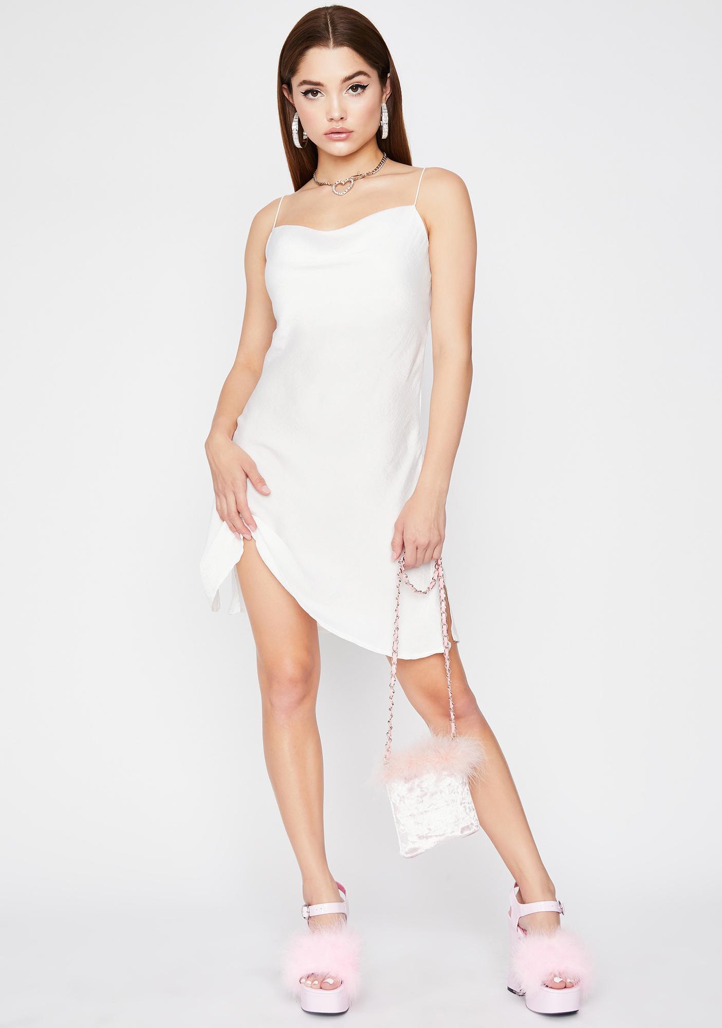 Subtle Temptations Mini Dress