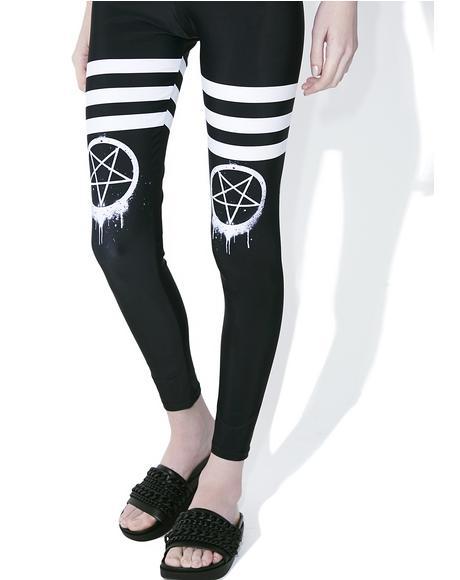 Undertaker Leggings