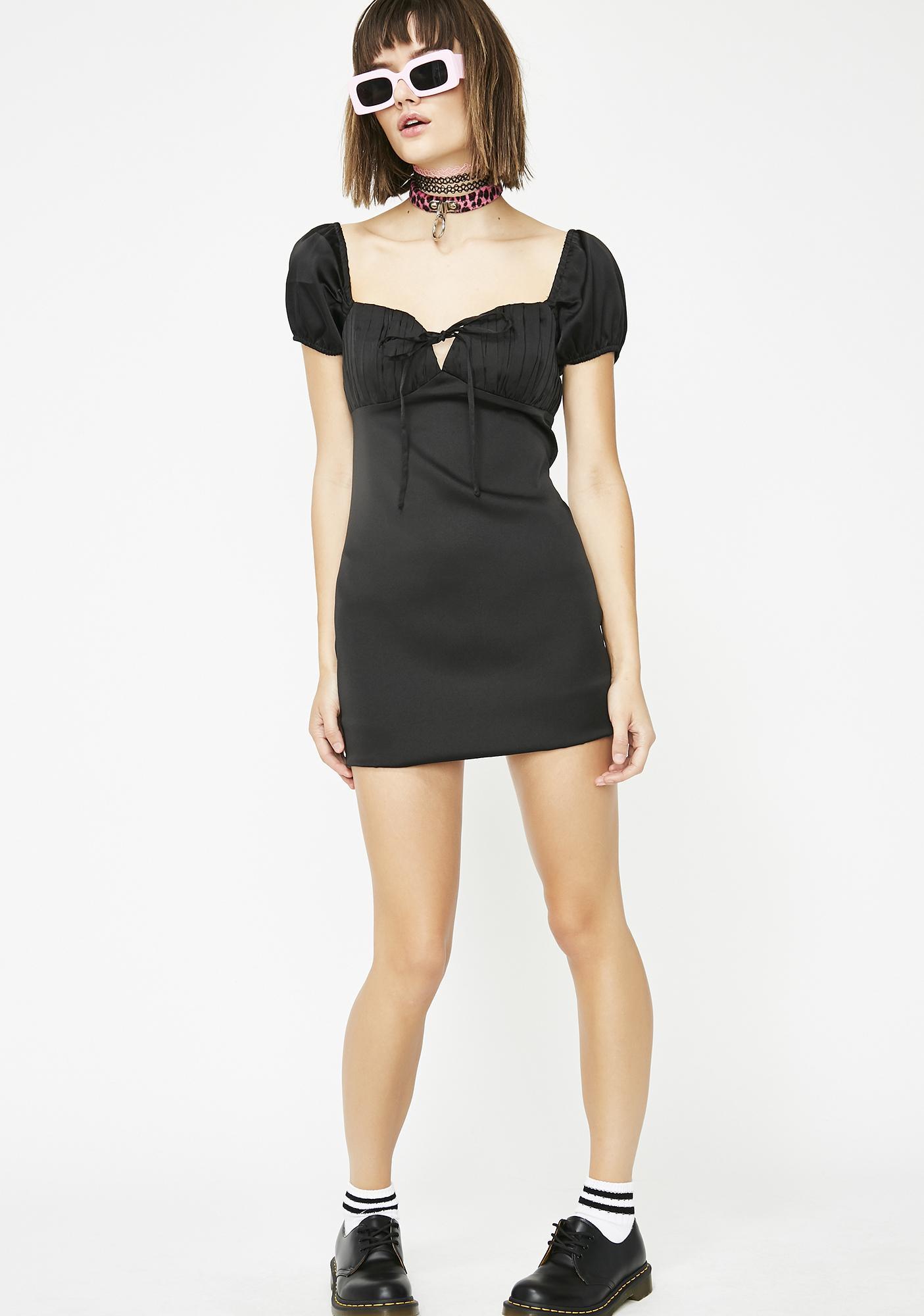 Steal Your Sunshine Mini Dress