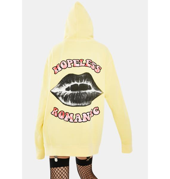 Funeral Hopeless Romantic Graphic Hoodie