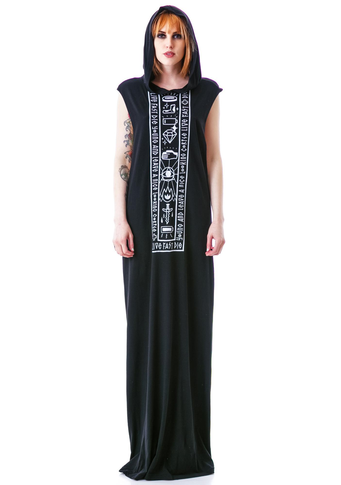 J+CO J+CO Eugene Long Dress
