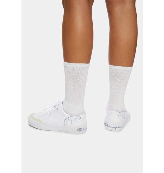 Champion White Bandit Sneakers