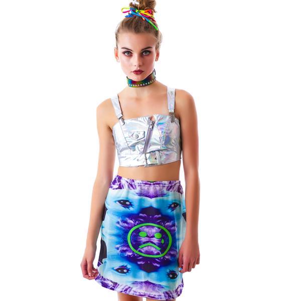 My Little Alien Miniskirt