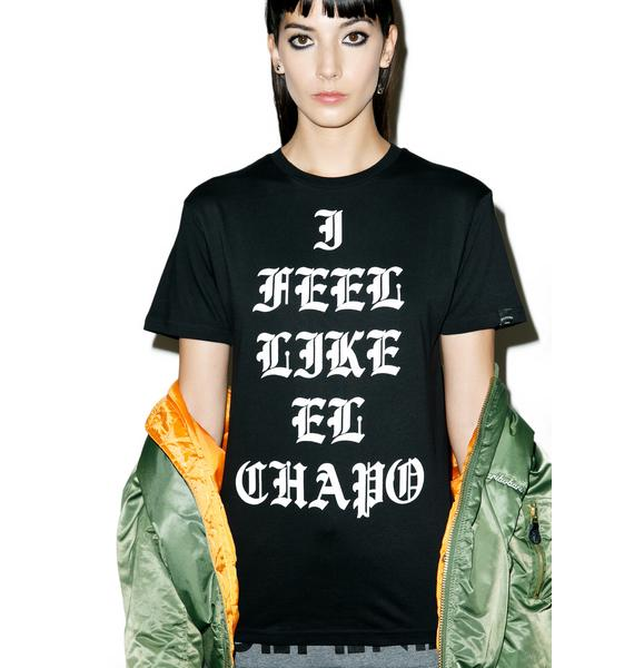 Defend Paris El Chapo Tee
