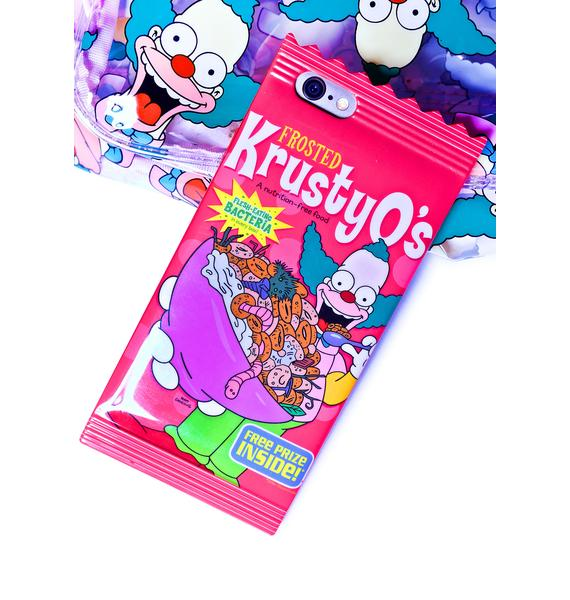 Skinnydip Krusty O's iPhone 6 Case