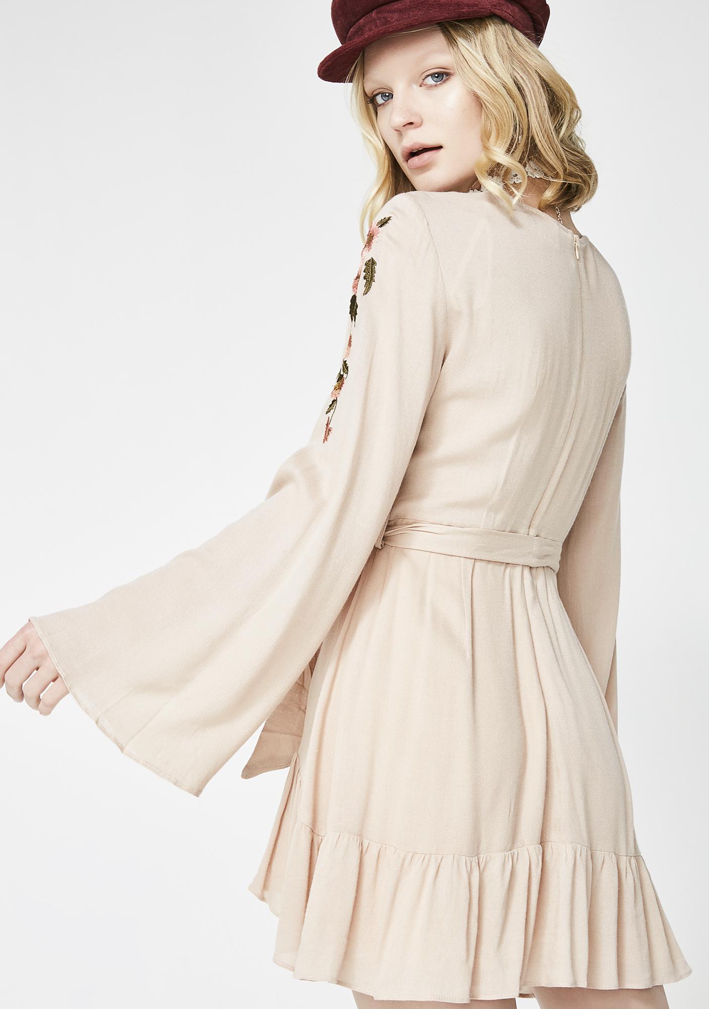 Walk On By Mini Dress