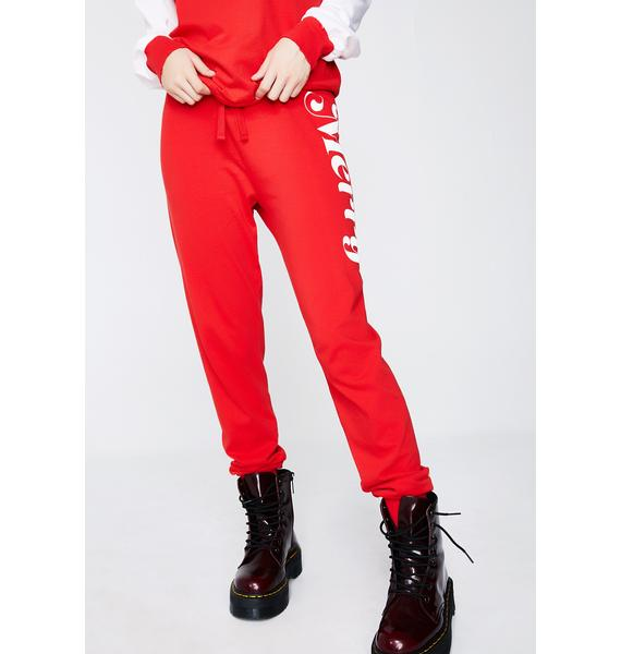 Wildfox Couture Merry Jack Jogger