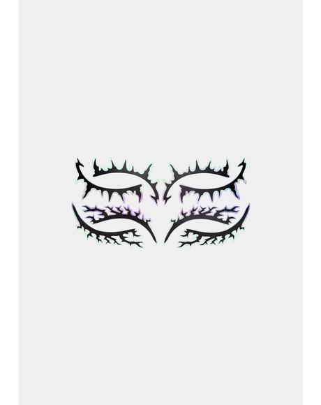 Moonlightning Eye Lace