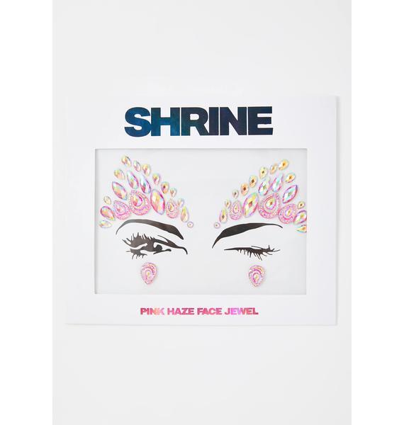 SHRINE Pink Haze Face Jewel