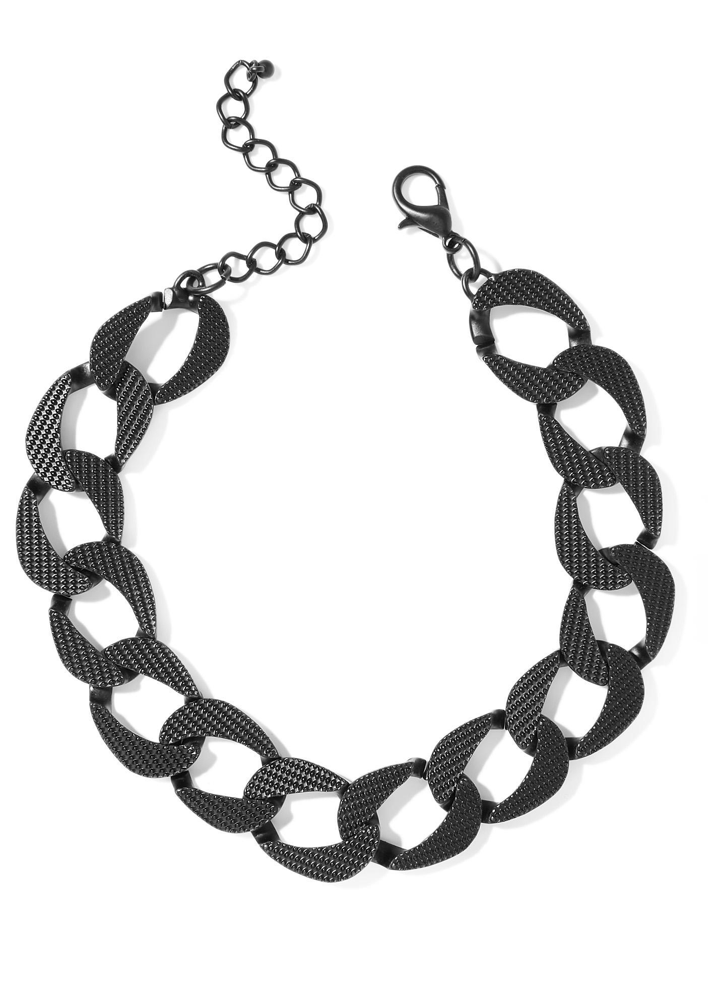 Start A Riot Chain Bracelet