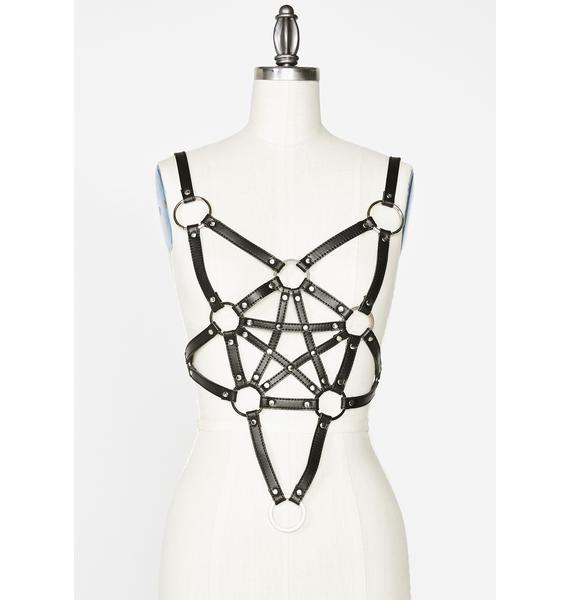 Kiki Riki Supreme Ascendant Pentagram Harness