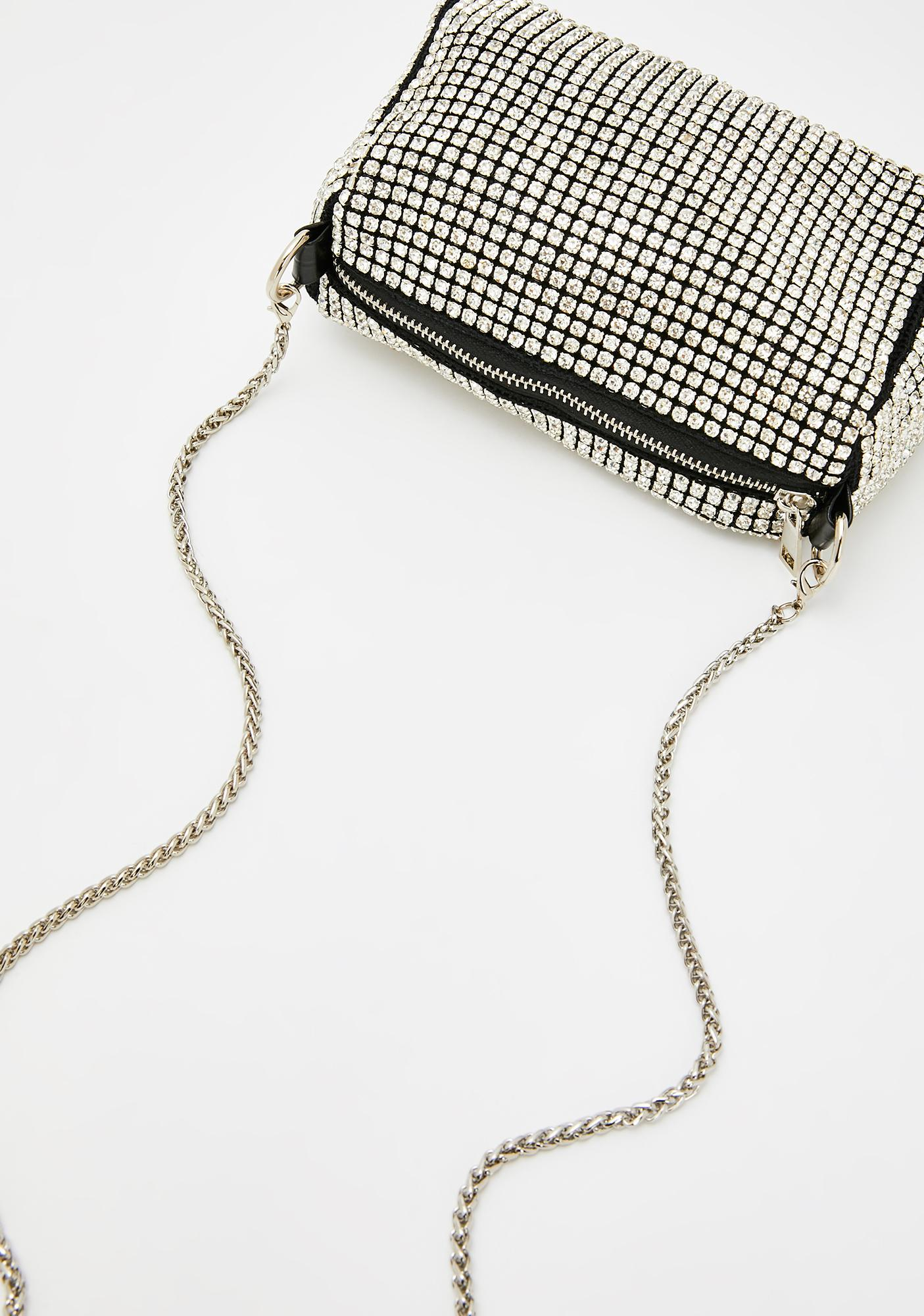 Servin' Class Rhinestone Bag