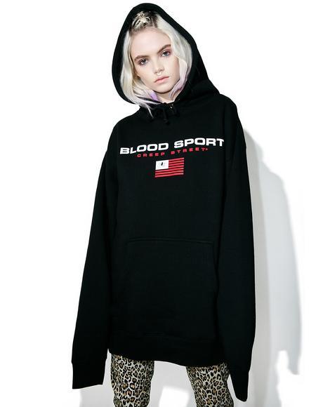 Diablo Blood Sport Pullover Hoodie