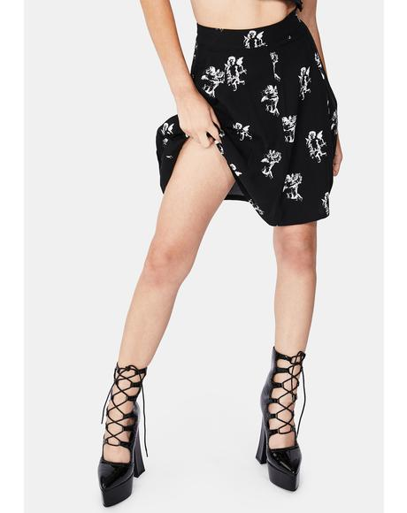 Revolting Romance Mini Skirt