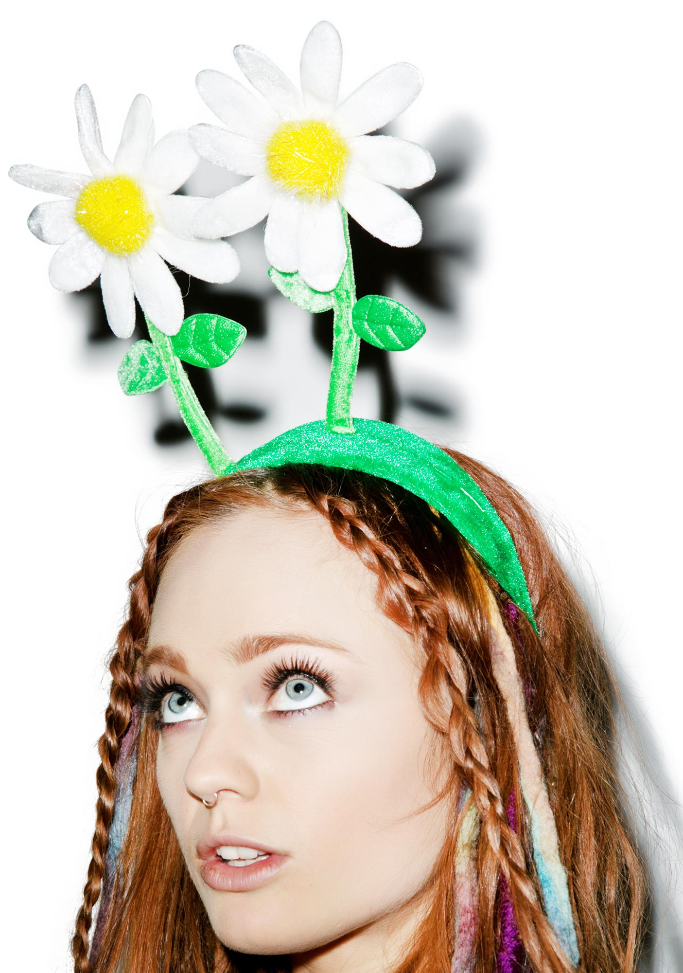 Daisy Head Bopper