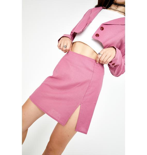 Motel Cassis Sheny Mini Skirt