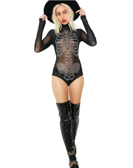 Lovely Bones Bodysuit