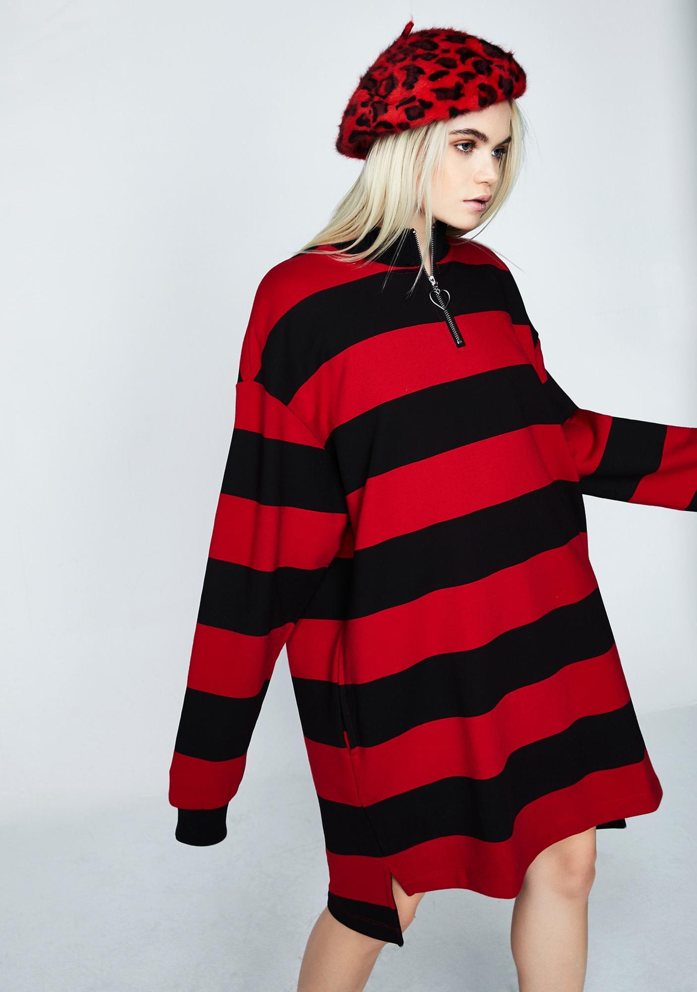 Lazy Oaf Red Menace Sweatshirt