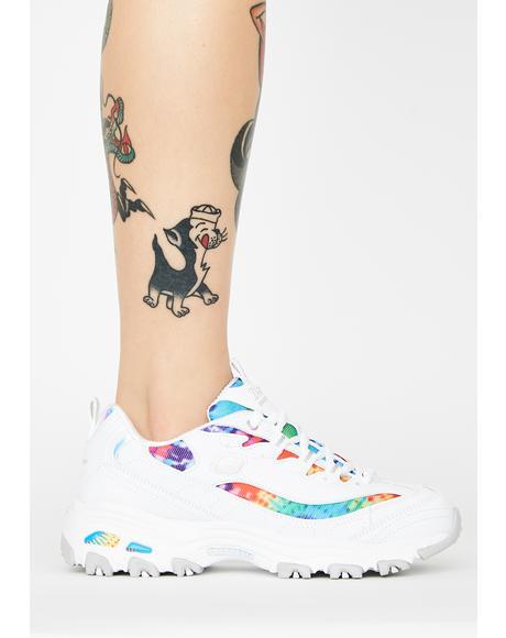 D'Lites Summer Fiesta Sneakers