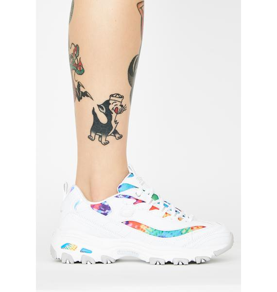 Skechers D'Lites Summer Fiesta Sneakers