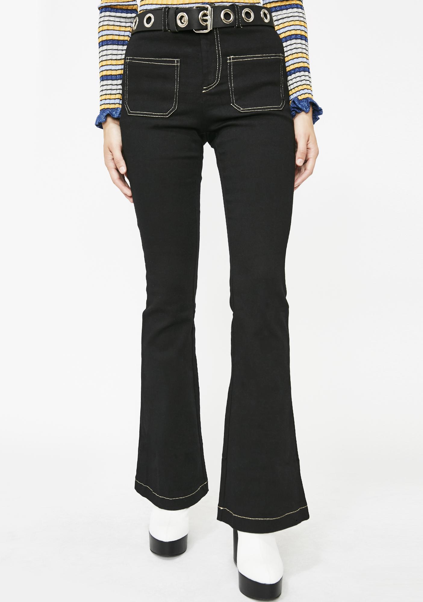 Lady Leisure Flare Pants