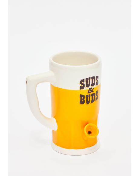 Suds N' Buds Mug