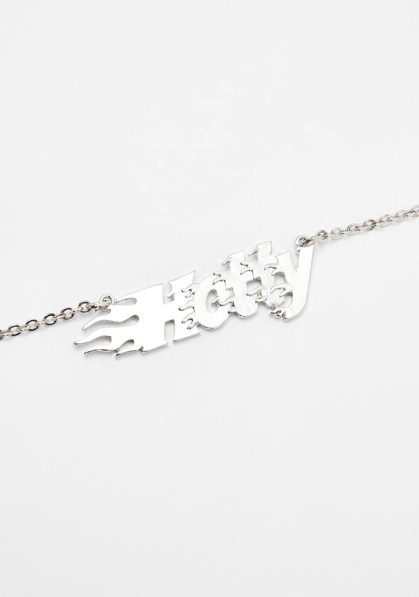 Major Hottie Chain Necklace