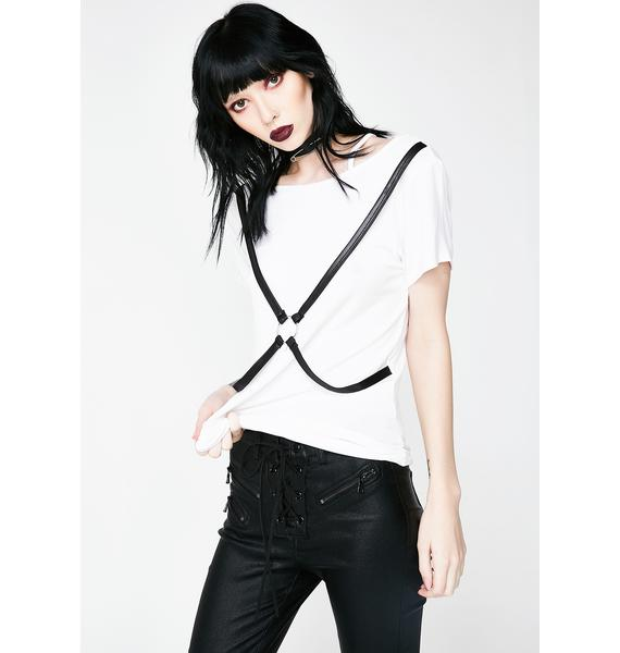 Disturbia Harness Tee