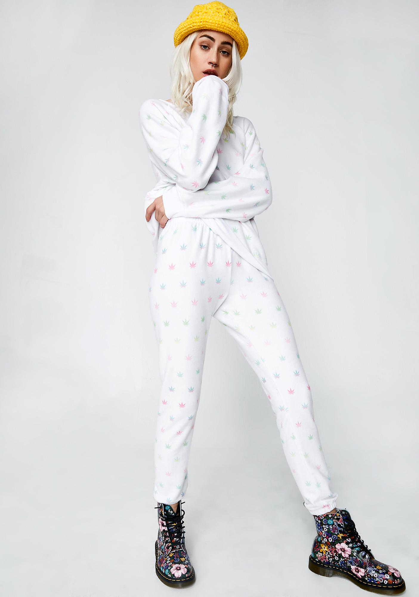 Wildfox Couture Pastel Reefer Knox Pants