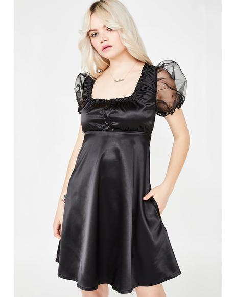 Pretty Ugly Babydoll Dress