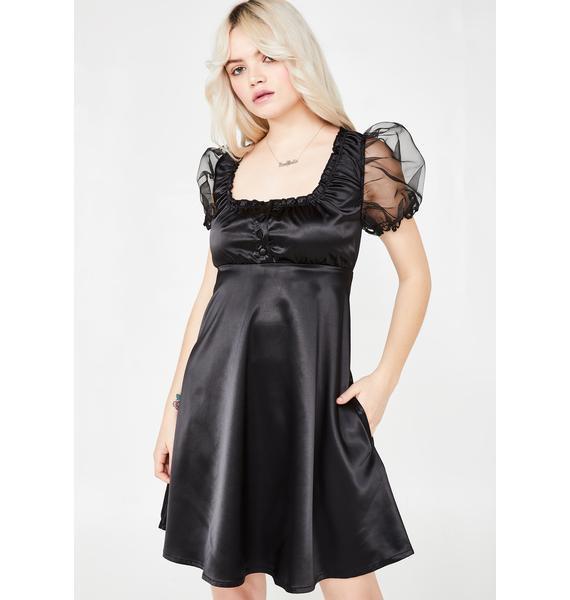 Lazy Oaf Pretty Ugly Babydoll Dress