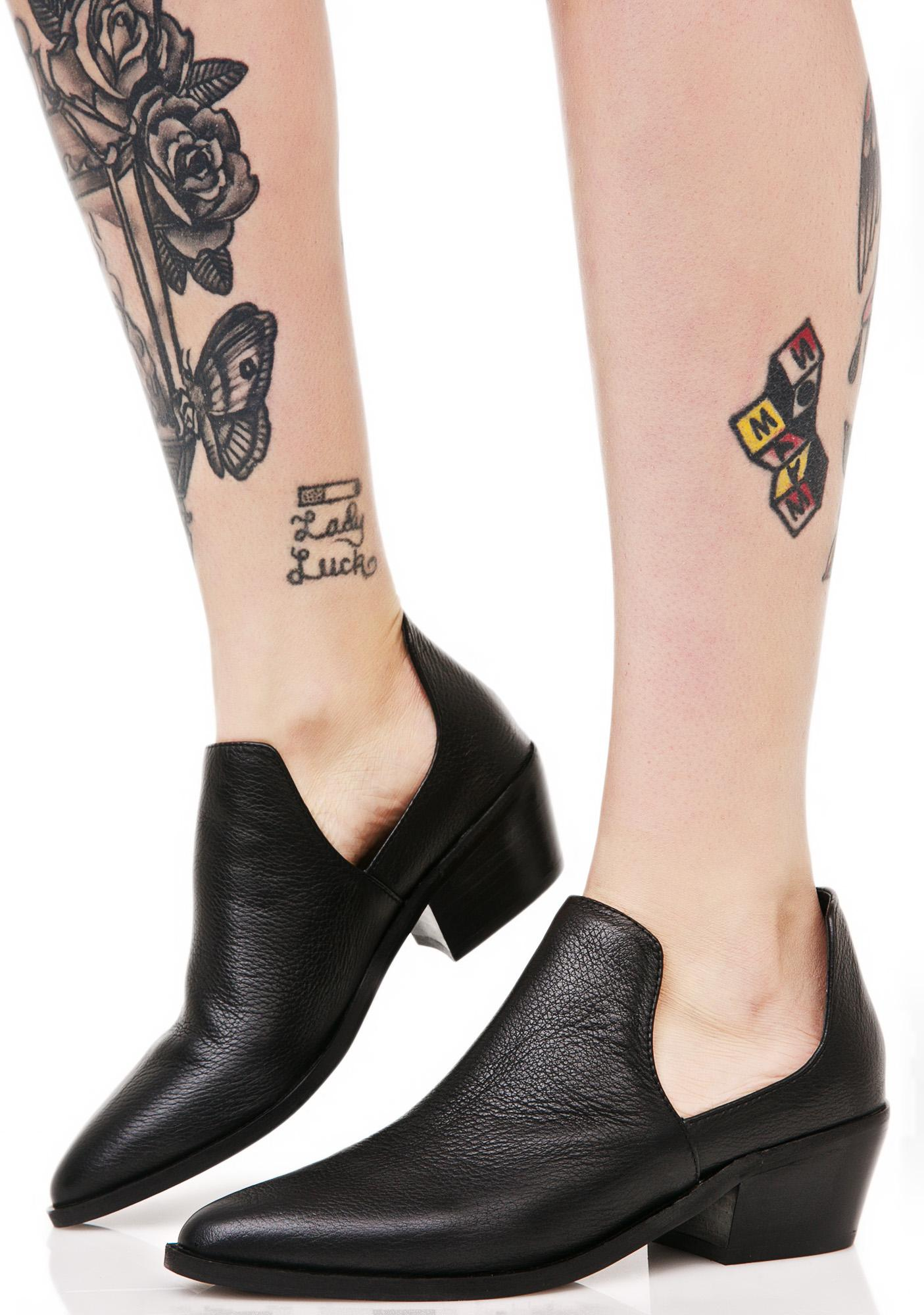 Chinese Laundry Focus Cut-Out Boots