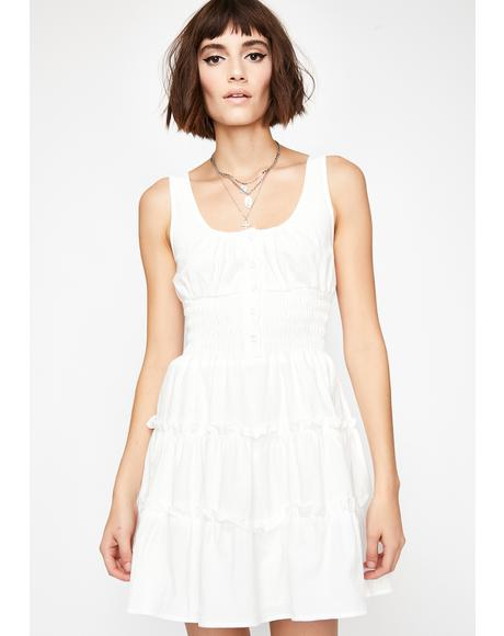 Serene Sass Mini Dress